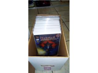 Comics (Dc & Marvel), Puerto Rico