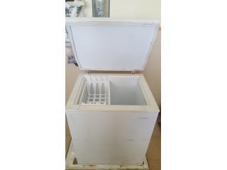 Freezer FRIGIDAIRE de 5.0 pies cubicos, Puerto Rico