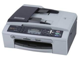 $25 Impresora/Printer Brother MFC-240C, Puerto Rico