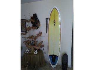 TABLA DE SURF NSP 7'2