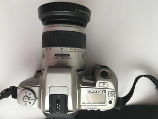 Minolta Maxxum STsi Panorama Date 35mm SLR, Puerto Rico