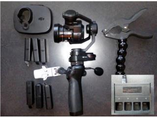 DJI Zenmuse X5 Camera y extras. Solo para PR, Puerto Rico