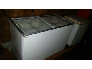 Freezer Conservadora De Helados , Puerto Rico