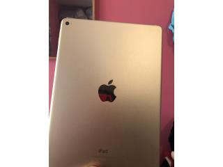 iPad Air Gold y keyboard white, Puerto Rico