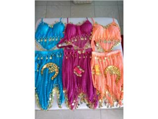 ROPA BELLY DANCE, Puerto Rico