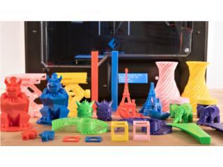 3D Printer Flashforge Creator Pro, Puerto Rico