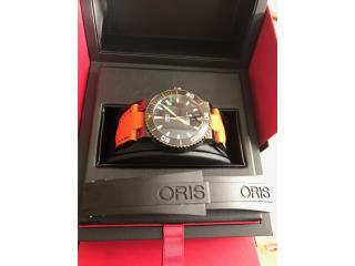 Reloj Oris Aquis Automatico 43MM , Puerto Rico