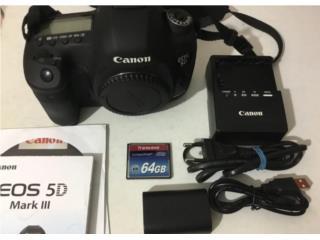 Canon EOS 5D Mark III, Puerto Rico