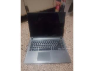 Laptop touch  acer aspire M , Puerto Rico