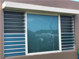 Ganga ventanas rebajadas, Puerto Rico