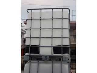 Cisternas 275 gls, Puerto Rico