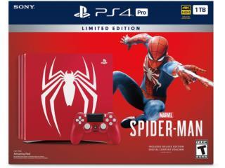 Ps4 Spiderman, Puerto Rico