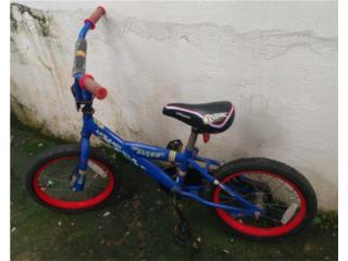 Bicicleta para niño, Puerto Rico