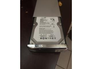 Hard drive externo de 500gb, Puerto Rico