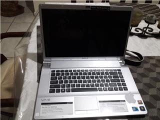 Computadora Sony VAIO, Puerto Rico