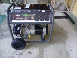 Planta / Generador 6250 $550 OMO, Puerto Rico