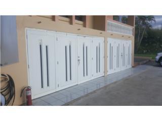 Puertas en buenas condiciones , Puerto Rico
