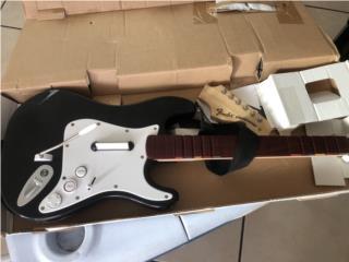 Guitarra Rock Band (PS3) $20 HOY, Puerto Rico