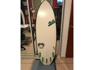 Tabla Surf Lost, Puerto Rico