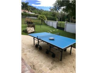 Joolo Ping Pong Table como nueva, Puerto Rico