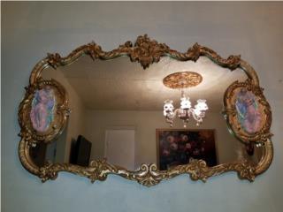 Espejo Victoriano , Puerto Rico
