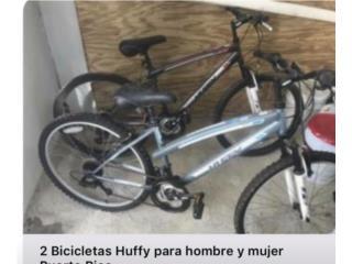 Se venden Pareja de  bicicleta Huffy , Puerto Rico