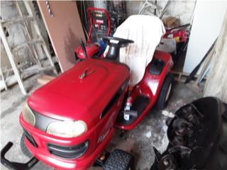 Tractor crasman, Puerto Rico