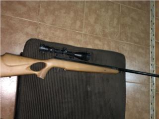 Rifle Benjamin trail XL .177, Puerto Rico