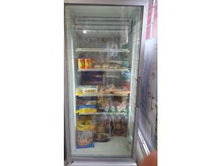 Freezer comercial!, Puerto Rico