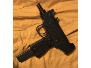 Pistola de Airsoft (bolitas de plastico), Puerto Rico