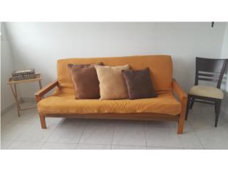 Hermoso Sofa cama - futon full size, Puerto Rico