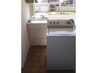 Lavadora- secadora, Puerto Rico