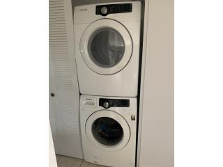 Combo de lavadora y secadora Samsung , Puerto Rico