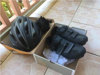 casco zapatos y guantes , Puerto Rico
