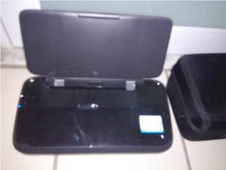 HP Officejet 250 portable Printer/Scanner, Puerto Rico