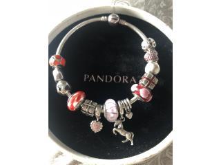 Bangle Pandora Original y Charms, Puerto Rico