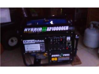 Generador Duromax 10,000 watts, Puerto Rico
