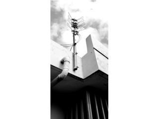 Antena  multidireccional 360 grados, Puerto Rico