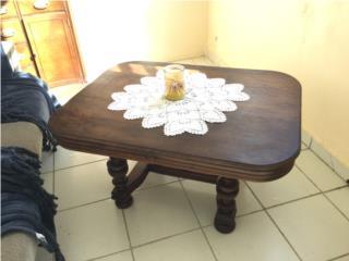 Preciosa mesa de centro antigua, Puerto Rico