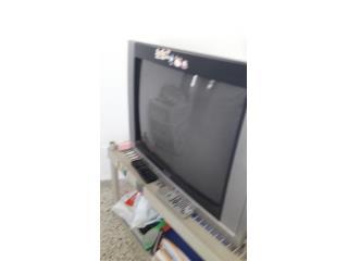 Televisor Color 27 pulgadas $40, Puerto Rico