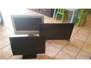 Televisores en  venta $60 desde, Puerto Rico