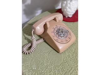 Telefono Antiguo de los 70's, Puerto Rico