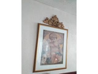 De vende hermoso cuadro de Angel, Puerto Rico