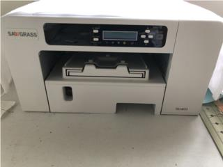 Impresora sublimación Sawgrass400, Puerto Rico