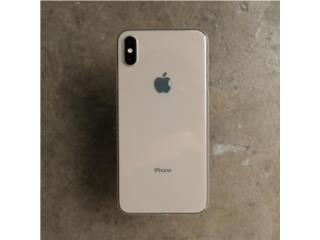 iPhone XS Max 512GB Gold AT&T, Puerto Rico