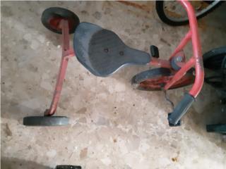 Triciclo, Puerto Rico