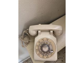 Teléfono antiguo, Puerto Rico
