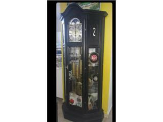 Reloj consola/curioGrandfather clock desde Alemani, Puerto Rico