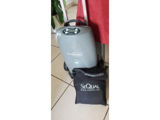 Venta compresor oxigeno portatil Eclipse3 , Puerto Rico