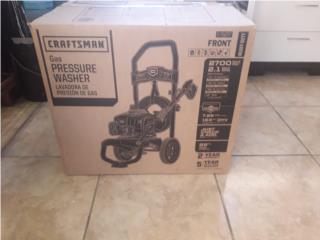 Maquina de presion Craftsman nueva$300, Puerto Rico